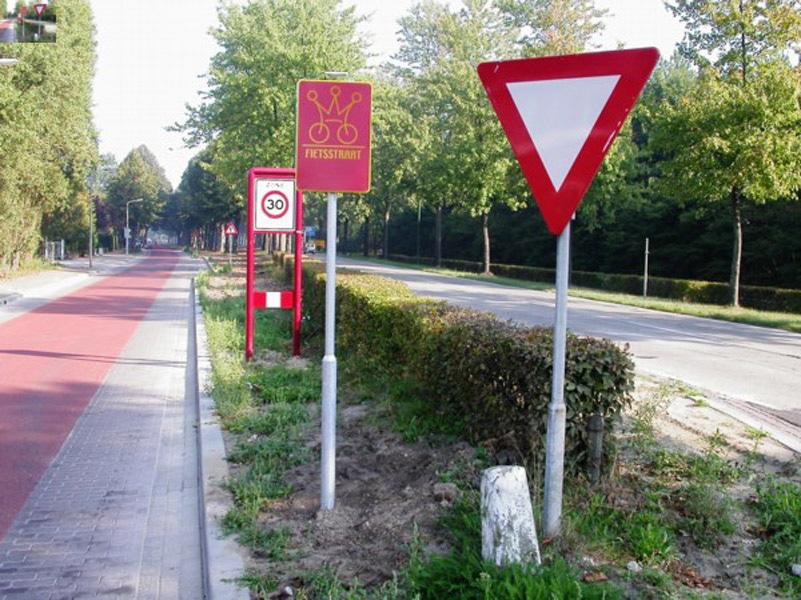 fietsstraatview